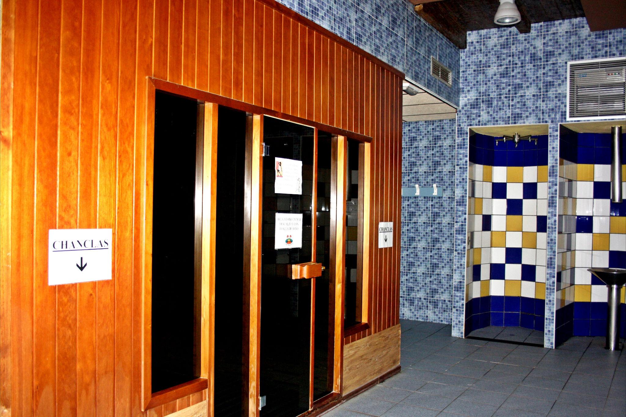 Zona Termal - Sauna